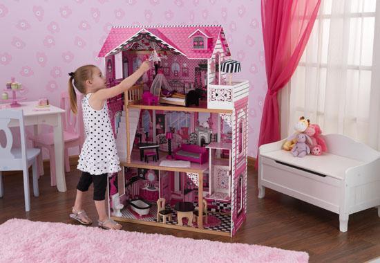 Сделать игрушечный домик своими руками фото